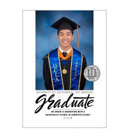Statement Graduation Announcement