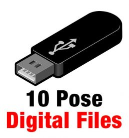 Digital Files: (Up to 10 Files)